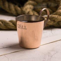 1/2 Gill Rum Measure - Image