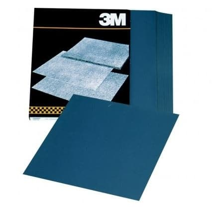 3M Wet & Dry Glass Paper - Image