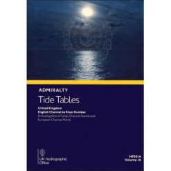 Admiralty Tide Tables Vol 1a - Image