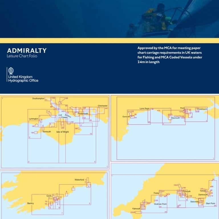 Admiralty UK & ROI Small Craft Folios - Image