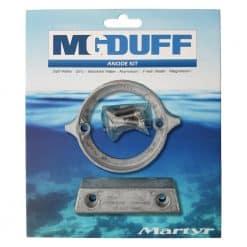 MG Duff Anode Kit for Volvo Penta 290DP Aluminium - Image