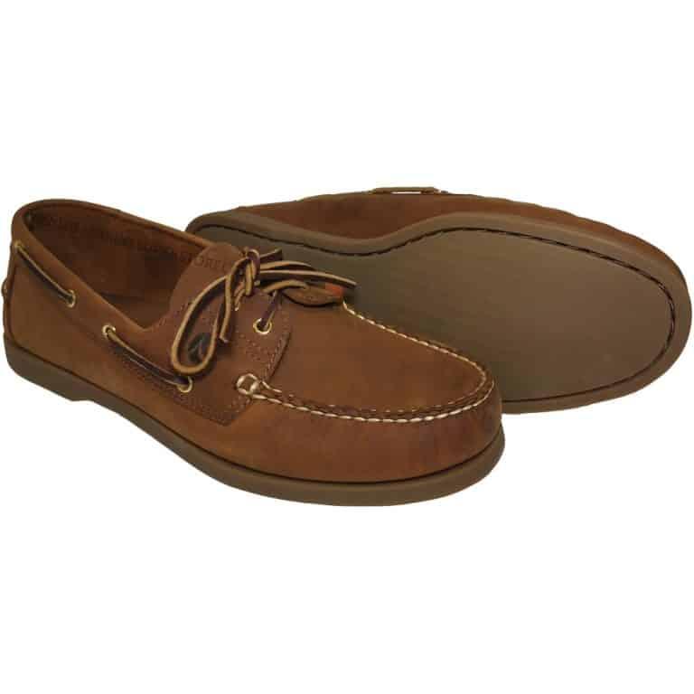 Apache Moose Aspen Deck Shoe - Sandstone