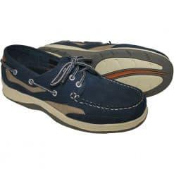 Apache Moose Banff Deck Shoe - Navy