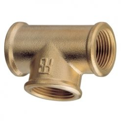 Aquafax Brass Equal Tees BSP - Image