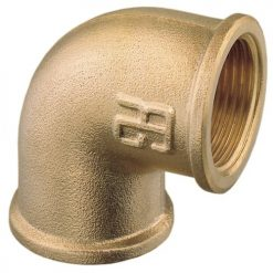 Aquafax FF Elbows Brass BSP - Image