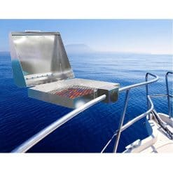 Asado Boat BBQ With Lid - Image