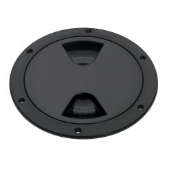 Barton Screw Inspection Cover - Black