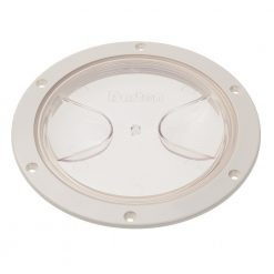 Barton Screw Inspection Cover - Clear