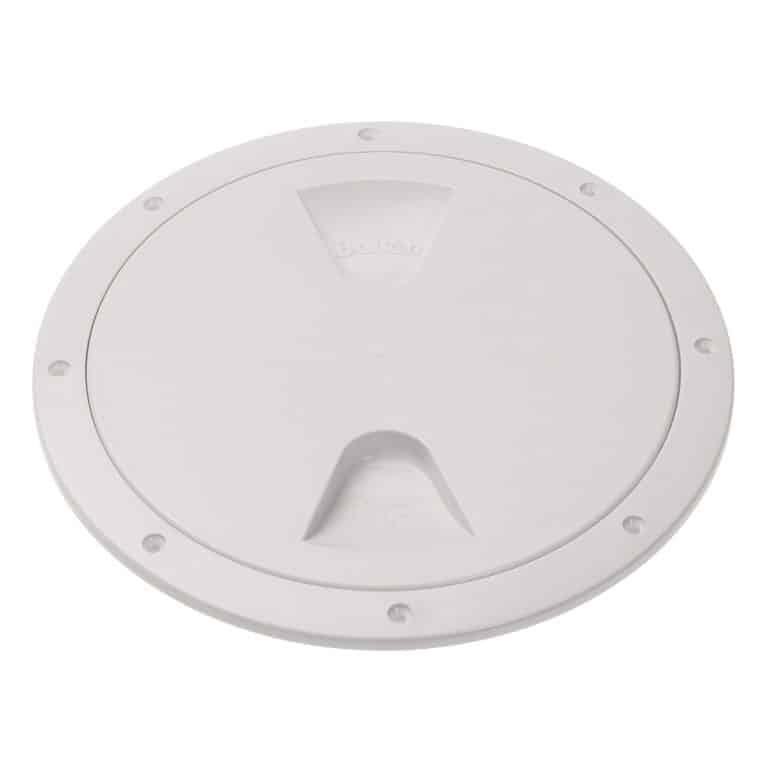 Barton Screw Inspection Cover - White