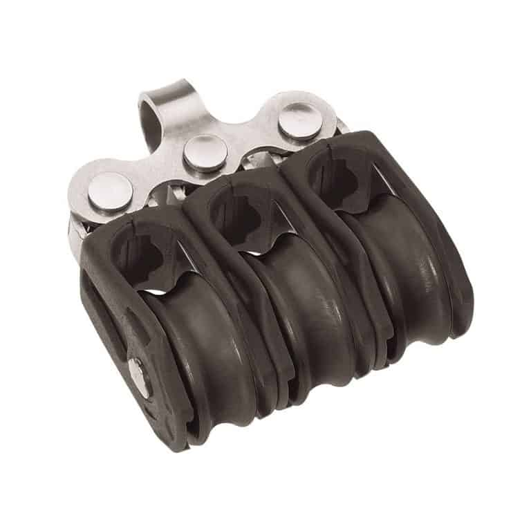 Barton Series 1 (30mm) Blocks - Triple Fixed Eye