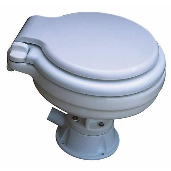 Blakes Lavac Popular Toilet - Top Action