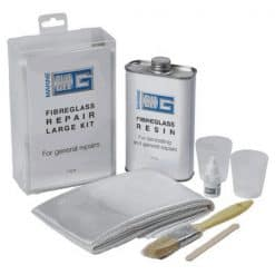 Blue Gee Glassfibre Repair Pack - Image
