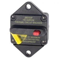 Blue Sea 285 Series Circuit Breaker 150Amp - Image