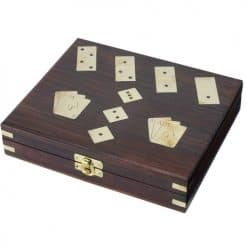 Captain's Cabin Boxed Game Set - Image