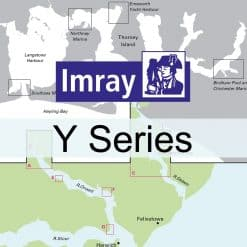 Chart Imray Y Region - British Isles Areas - Image
