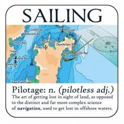 Sailing Coaster - Pilotage - Image