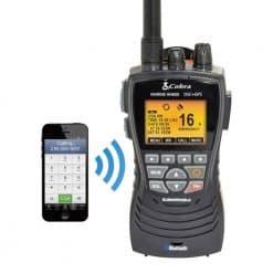 Cobra HH600 DSC Handheld VHF Radio - Image
