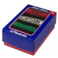 Crew Socks 3 Pack Gift Box - Captain - Image