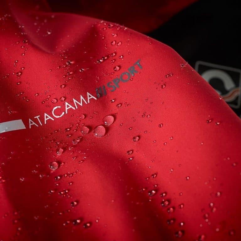 Crewsaver Atacama Sport Dinghy Drysuit - Black