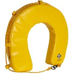 Crewsaver Horseshoe - Yellow