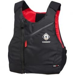 Crewsaver Pro 50N CZ Buoyancy Aid - Centre Zip - Black/Red