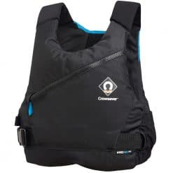 Crewsaver Pro 50N SZ Buoyancy Aid - Side Zip - Black/Blue