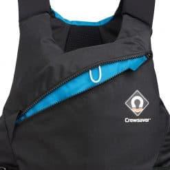 Crewsaver Pro 50N SZ Buoyancy Aid - Side Zip - Black/Blue