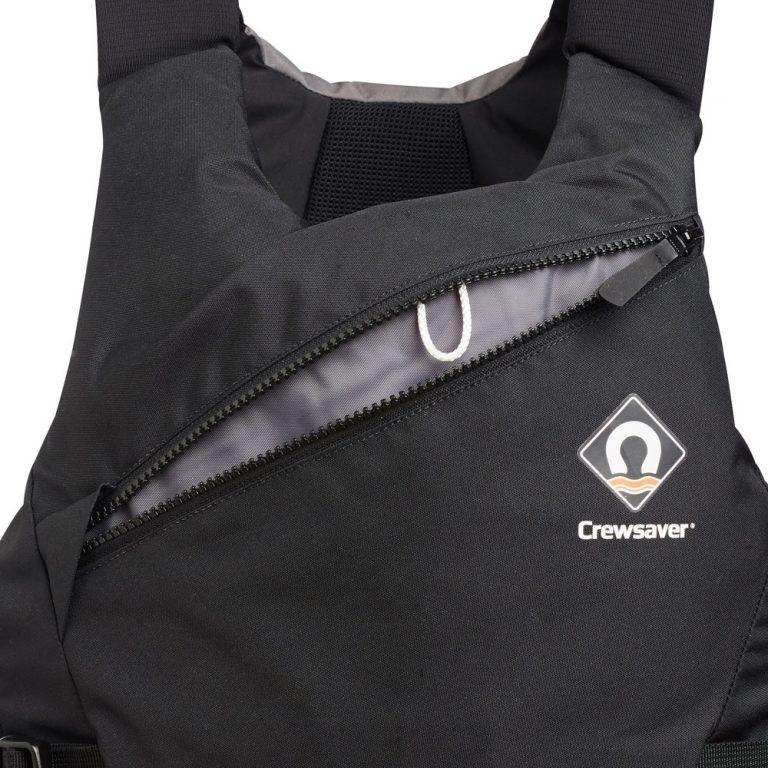 Crewsaver Pro 50N SZ Buoyancy Aid - Side Zip - Black/Grey