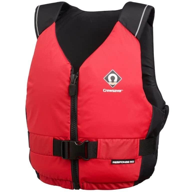 Crewsaver Response 50N Buoyancy Aid - Red