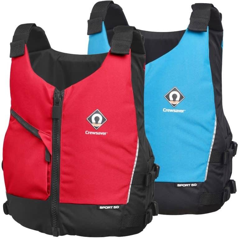Crewsaver Sport 50N Buoyancy Aid - Image