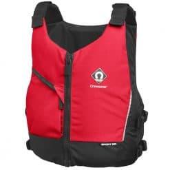 Crewsaver Sport 50N Buoyancy Aid - Red