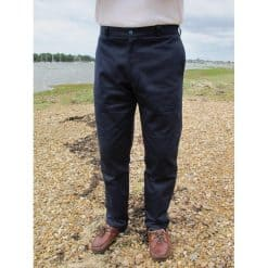 Currey Chichester Trousers - Navy