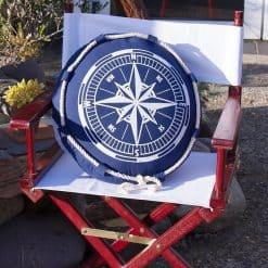 Compass Cushion - Image