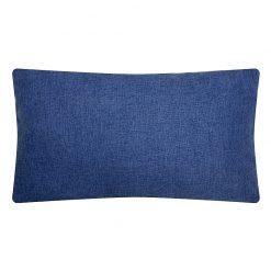 Denim Style Cushion Welcome Aboard - Image