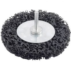 Silverline Bore Polycarbide Abrasive Disc 100mm - Image