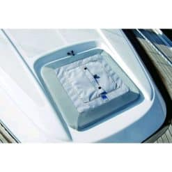 Blue Performance Dual Hatch Cover & Mosquito Net - Image