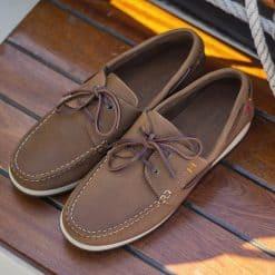 Dubarry Armada X LT Deck Shoes - Brown