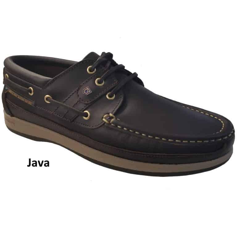 Dubarry Atlantic Deck Shoe - Java