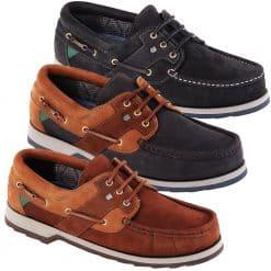 Dubarry Clipper Deck Shoe Gore-Tex - Image