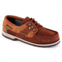 Dubarry Clipper Deck Shoe Gore-Tex - Donkey Brown