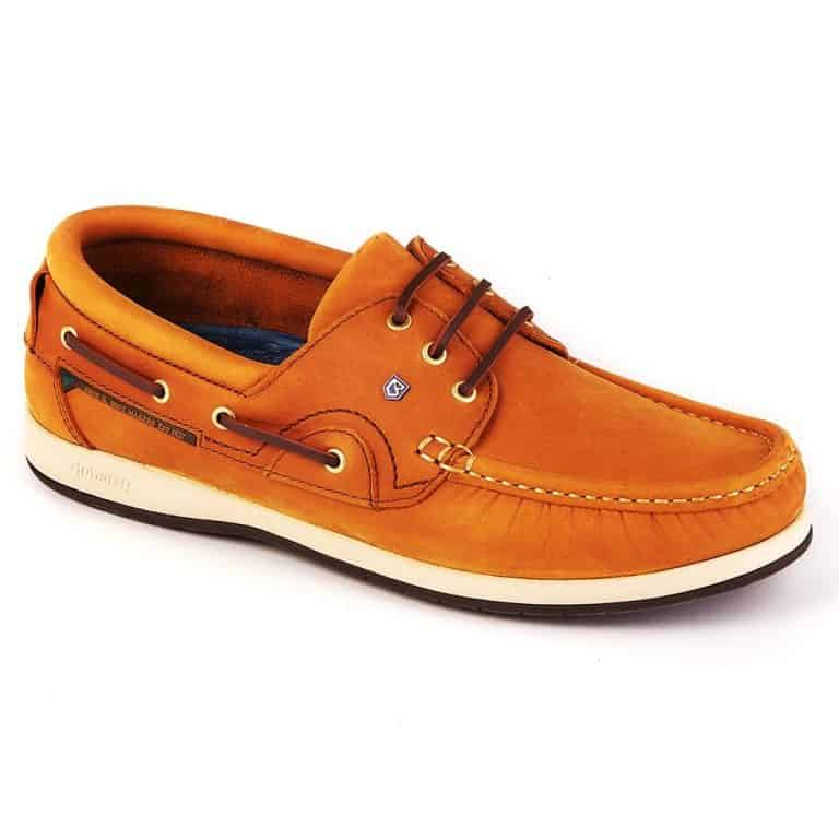 Dubarry Commodore X LT Deck Shoe - Whiskey