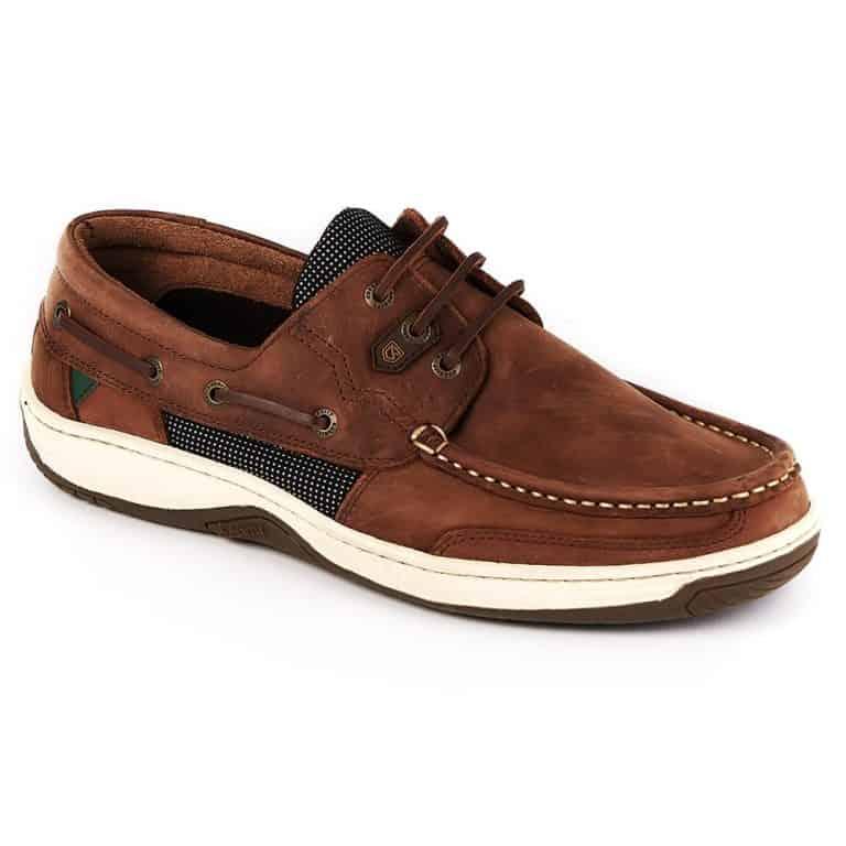 Dubarry Regatta Deck Shoe - Chestnut