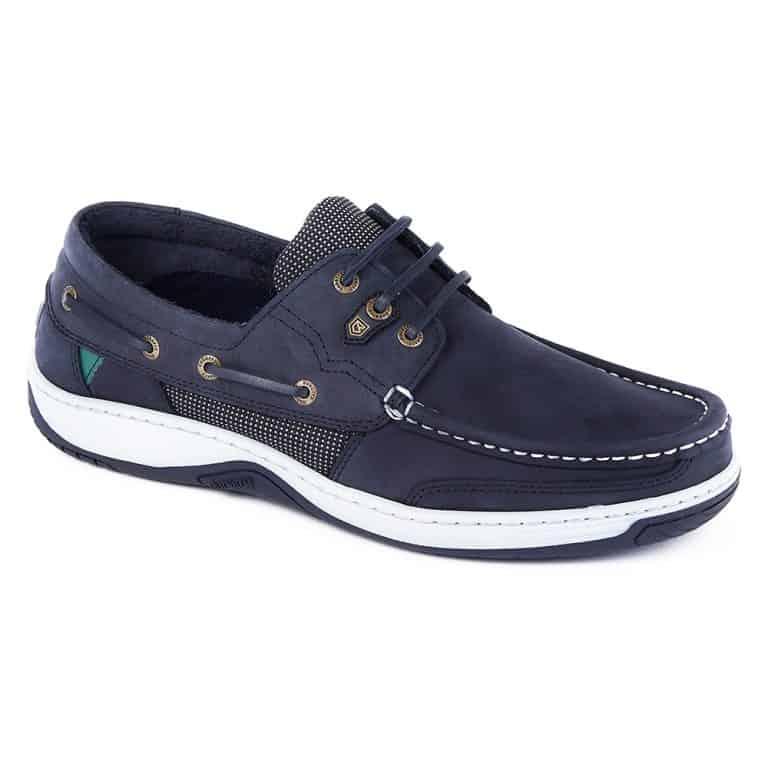 Dubarry Regatta Deck Shoe - Navy
