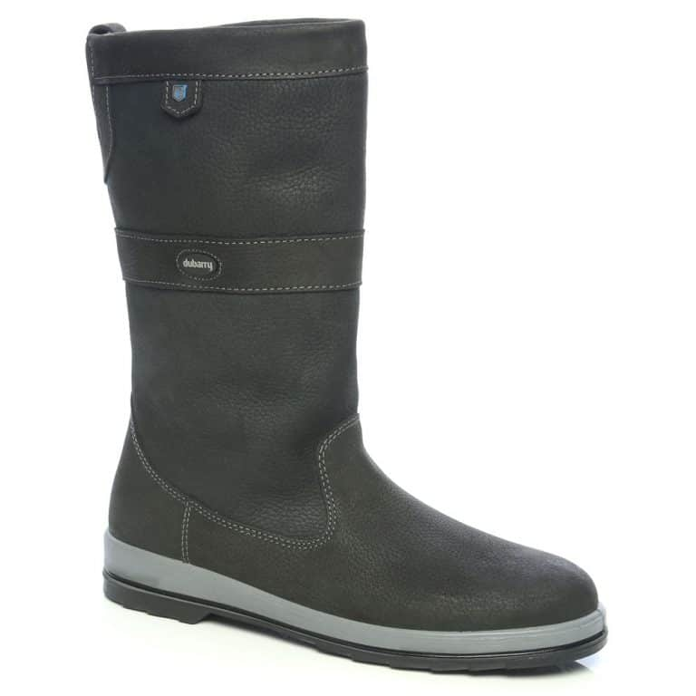 Dubarry Ultima GORE-TEX - Sailing Boots - Black/Black