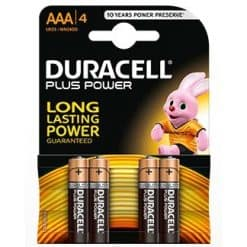 Duracell AAA Power Plus - Image