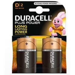 Duracell D 2 Pack - Image