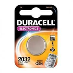 Duracell Lithium Coin Battery 2032 - Image