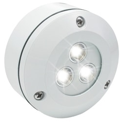 ECS LED Multi Light Chrome Cool - ECS LED MULTI LIGHT CHROME COO