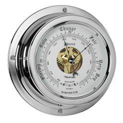 Fitzroy Chrome Barometer - Image