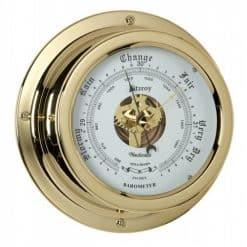 Fitzroy Brass Barometer - Image
